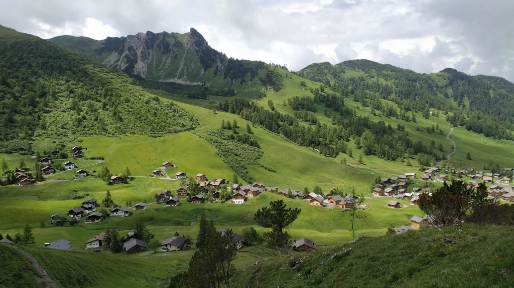 Min Weag Tag 4 Brand - Feldkirch